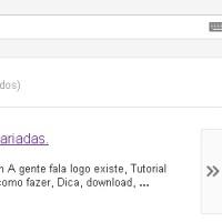 E onde foram parar as páginas em Cache da pesquisa no Google?